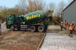 concrete supplier cambridge