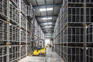 Concrete storage areas Cambridgeshire - concrete suppliers