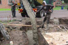 Domestic concrete Cambridge - accredited concrete suppliers
